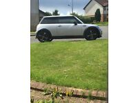 Mini one BARGAIN may swap for Astra or civic !! Low mileage