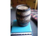 Vintage wood mondoza sherry barell