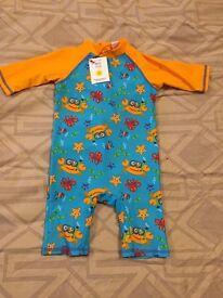 child swim wear 2-3yr