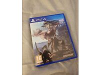 PS4 - Monster Hunter World