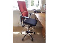 Ultimate Draughtsman Set -> Standing Desk + Draughtsman Chair - HIGH QUALITY