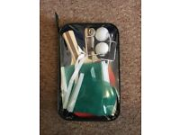 Table Tennis Bats & Balls set - use with any table