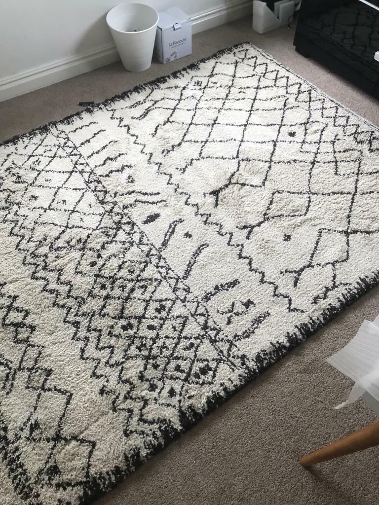 Berber Style Rug Uniquely Modern Rugs
