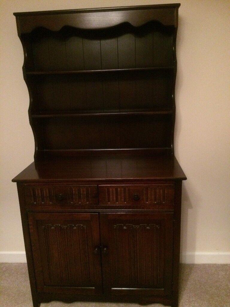 Beautiful Solid Oak Dresser.