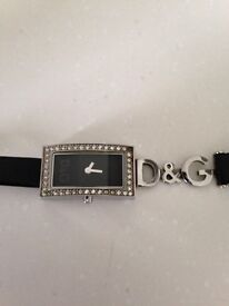 Woman's D&G Wrist Watch