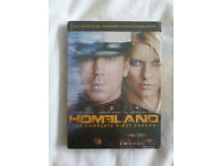 NEW HOMELAND SERIES 1 DVD BOX SET