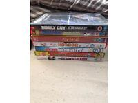 Dvds , box sets , blue rays