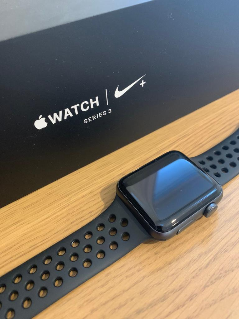 designer fashion c342a ba51f Apple Watch Series 3 with GPS/Waterproof | in Canning Town, London | Gumtree