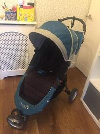 Second hand Baby Jogger City Mini in Teal