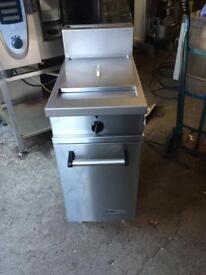 Bartlett gas fryer