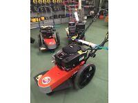 D. R. trimmer mower wheel strimmer