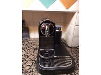 Nespresso CITZ&MILK Coffee Machine
