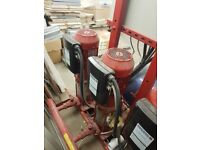 Second hand Armstrong pump set