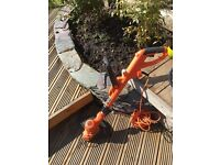Black and Decker ST4525-GB corded grass strimmer 450 W