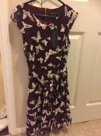 New with tags - beautiful size 8 dress