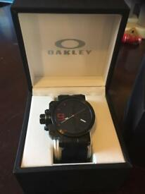 Oakley Gearbox Watch in Great Condition
