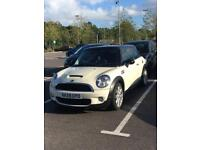 Mini Cooper S Pepper White 2009 with Chilli styling pack