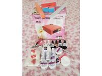 False nail kit