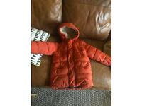 Boys winter coat H&M age 5-6 yrs