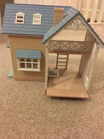 Sylvanian house cottage