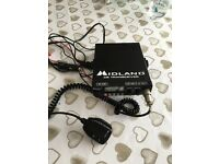 Midland CB transceiver radio