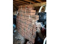 1000 roof tiles in packs of 12