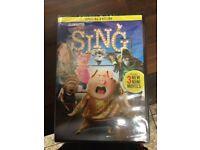 SING DVD *Brand new*