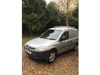 * NEW MOT - Vauxhall Combo Van 1.7 Ctdi 2005 *