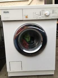 Washing machine-Miele