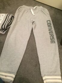 Boys converse Jogging trousers