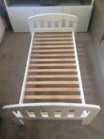 Cot / Cotbed / Toddler Bed - John Lewis 'Rachel'