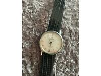 Vintage omega gents seamaster de ville automatic watch