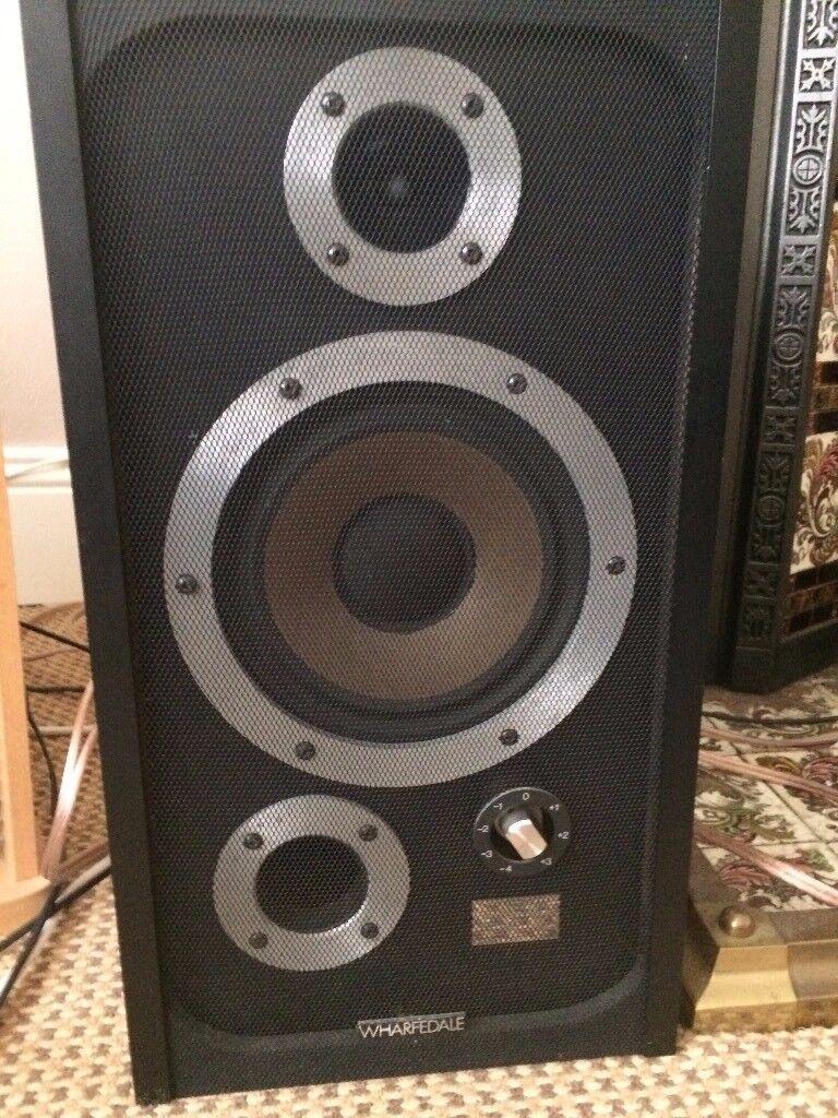 Wharfedale E-20 Speaker