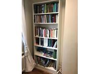 Ikea Billy Bookcase / Shelves / Bookshelf - White