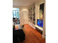 Two bedroom house central London