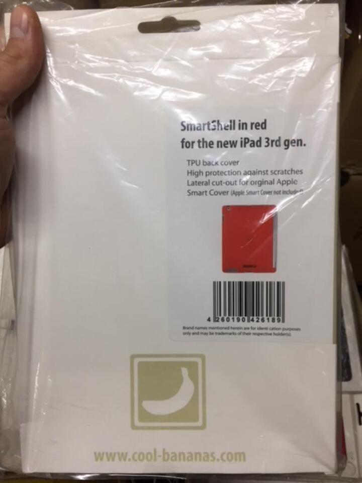 Ca. 2000x Schutzhüllen für iPad von COOL BANANA! Neuware! in Frankfurt (Main) - Riederwald