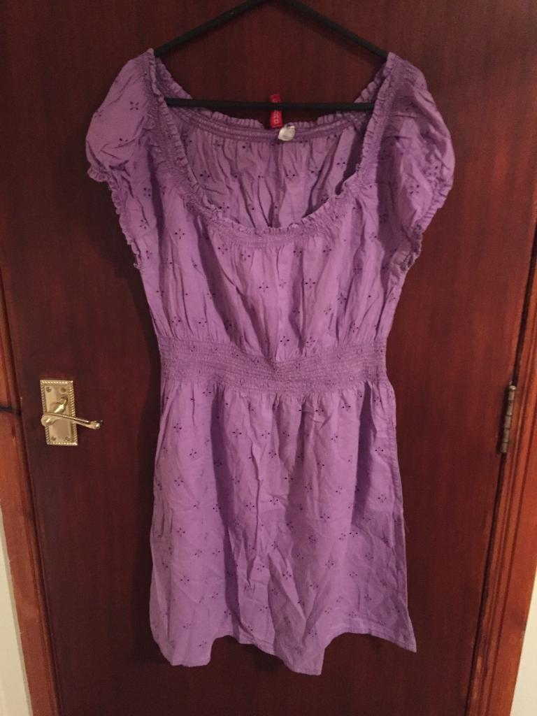 Purple dress size 8in Grangemouth, FalkirkGumtree - Purple dressSize 8In good condition only worn onceAlso have other dresses for saleFrom a pet and smoke free householdCan post at extra costCollected £2