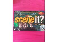 Harry Potter Scene it 2nd edition