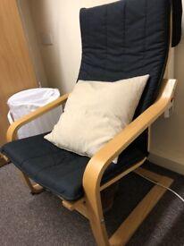 Super comfortable IKEA Lounge chair