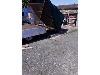 Izuzu/ toyota dyna nissan cabstar pick up cage & cover tarpualin