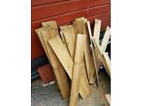 Tanolised Treated Timber