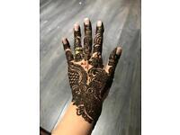 Mehndi Heena Tattoo Artist based in London