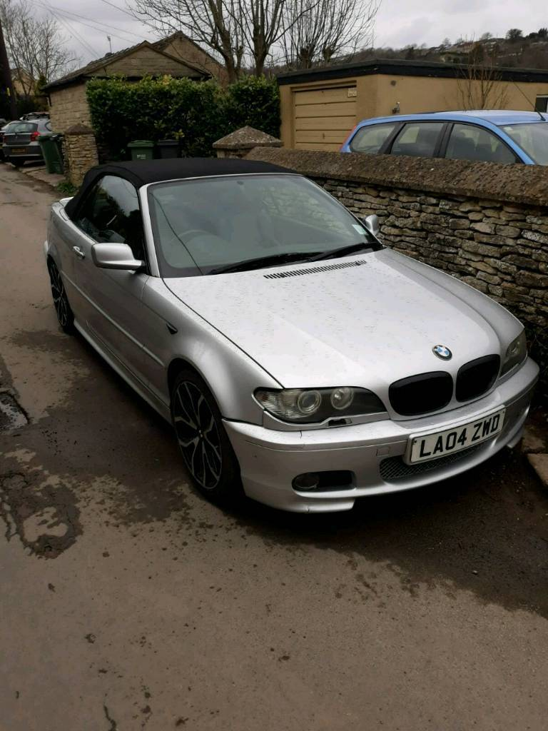 2004 BMW 318CI CONVERTIBLE MSPORT | in Stroud, Gloucestershire | Gumtree