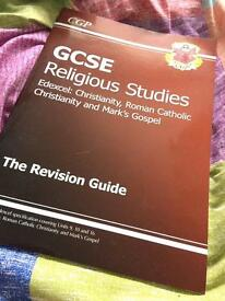 Revision guides GCSES and calculator