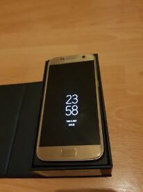 Samsung S7 Immaculate condition unlocked