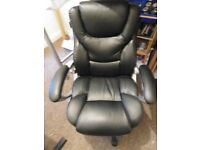 Executive office/computer swivel chair