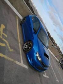 Subaru Impreza WRX 300BHP