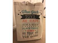 Next toy storage bag