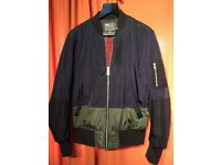 NEW ASOS JACKET BOMBER ONLY 20!!!! SIZE M