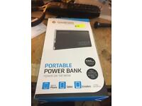 Goodmans power bank 4000mah new